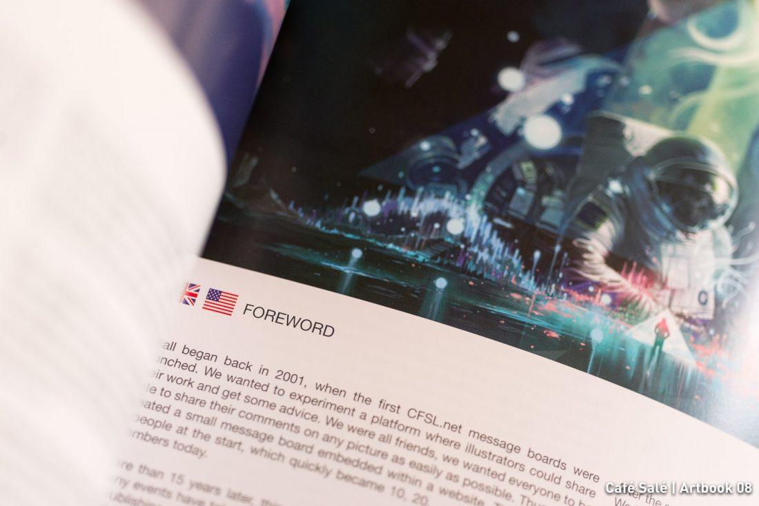 Artbook CFSL.net 08