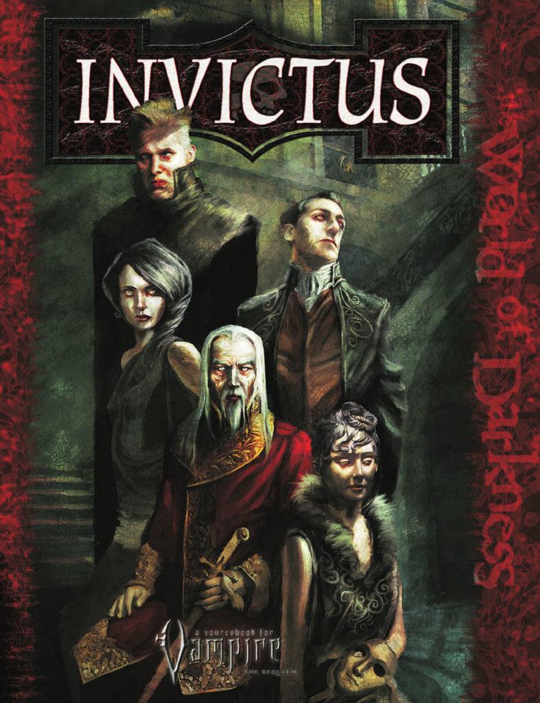 couverture vampire par Js Rossbach